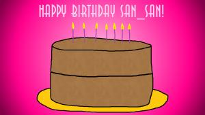 sansanbirthday1