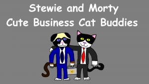 stewiemortybusinesscats1