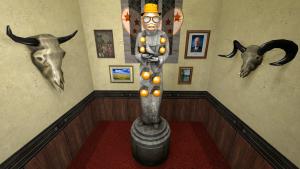 partychurchstatue